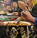 Wachteln an Rembrandt